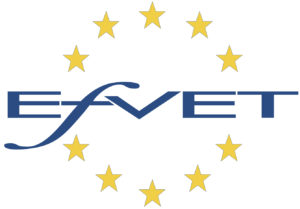 EfVET logo